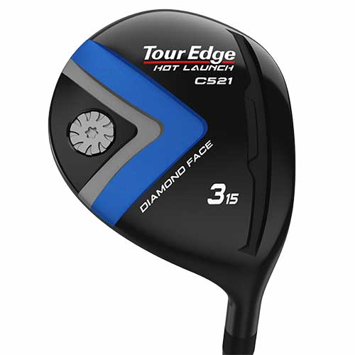 TourEdge Hot Launch C521 Fwy Back