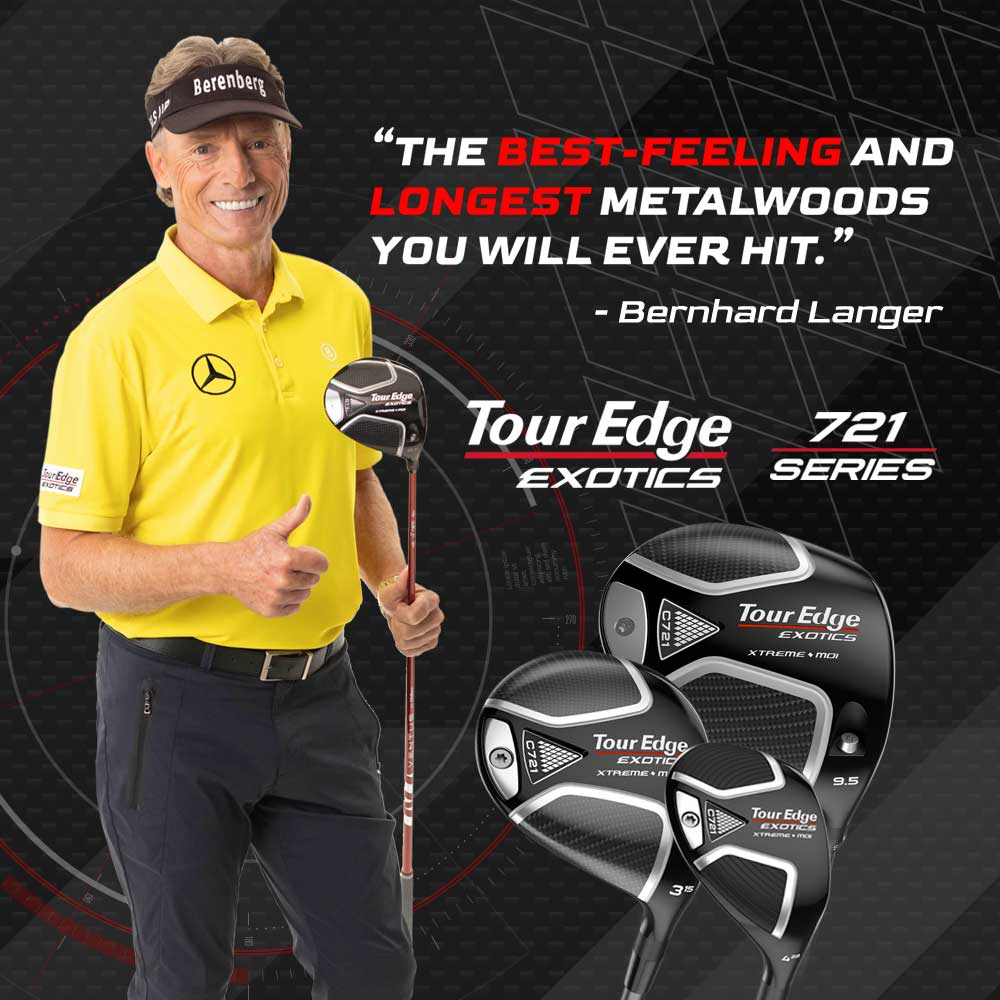 Tour Edge Exotics 721 Bernhard Langer HIO Fitting