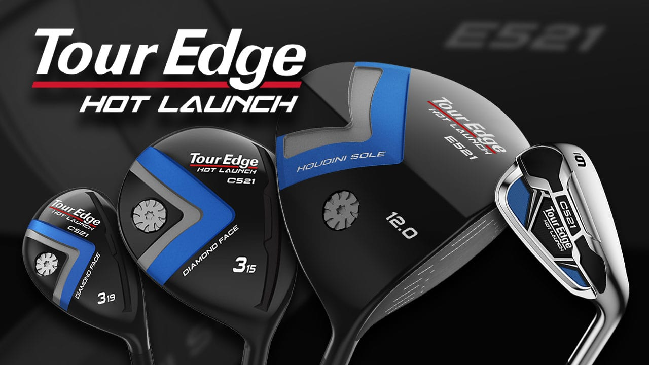 Tour Edge Hot Launch Banner HIO Fitting